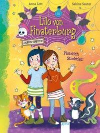 Cover von Lilo von Finsterburg – Zaubern verboten! (2) Plötzlich Stinktier!