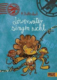 Cover von Löwenväter singen nicht!