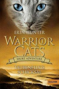 Cover von Warrior Cats - Short Adventure - Taubenflugs Schicksal