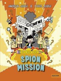 Cover von Mach deine eigene ... Spion Mission