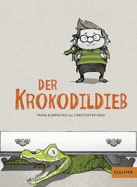 Cover von Der Krokodildieb