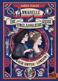 Cover von Annabelle und die unglaubliche Reise nach Unter-London