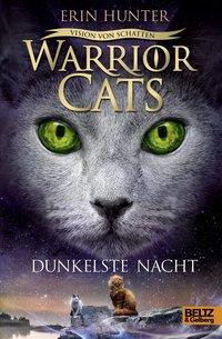 Cover von Warrior Cats - Vision von Schatten. Dunkelste Nacht