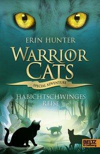 Cover von Warrior Cats - Special Adventure. Habichtschwinges Reise