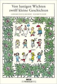 Cover von Von lustigen Wichten zwölf kleine Geschichten