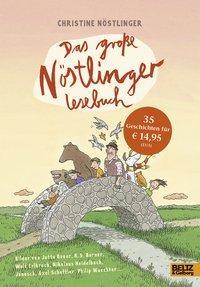 Cover von Das große Nöstlinger Lesebuch