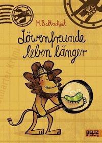 Cover von Löwenfreunde leben länger