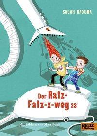 Cover von Der Ratz-Fatz-x-weg 23