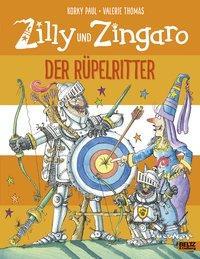 Cover von Zilly und Zingaro. Der Rüpelritter