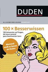 Cover von 100 x Besserwissen