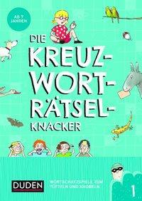 Cover von Die Kreuzworträtselknacker - ab 7 Jahren (1)