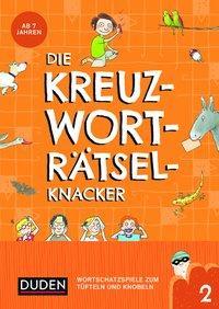 Cover von Die Kreuzworträtselknacker - ab 7 Jahren (2)