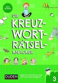 Cover von Die Kreuzworträtselknacker - ab 8 Jahren (1)