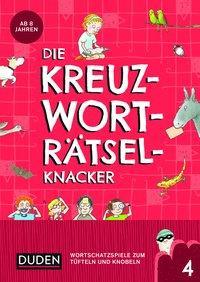 Cover von Die Kreuzworträtselknacker - ab 8 Jahren (2)
