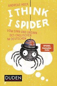 Cover von I Think I Spider