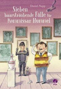Cover von Sieben haarsträubende Fälle für Kommissar Hummel
