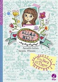 Cover von Ellas Welt - Ein Herz für Tiere