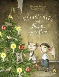 Cover von Weihnachten mit Tante Josefine