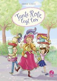 Cover von Tante Rotz legt los