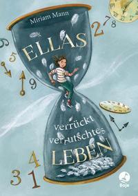 Cover von Ellas verrückt-verrutschtes Leben