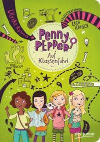 Cover von Penny Pepper auf Klassenfahrt