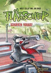 Cover von Flätscher 4 - Schurken voraus!
