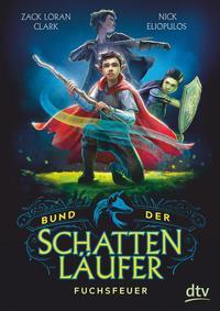 Cover von Bund der Schattenläufer – Fuchsfeuer