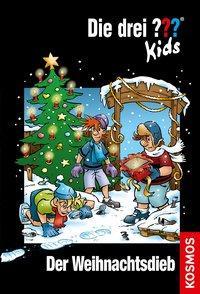 Cover von Die drei ??? Kids, 57, Der Weihnachtsdieb