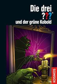 Cover von Die drei ??? und der grüne Kobold