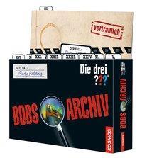 Cover von Die drei ??? Bobs Archiv