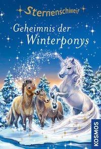 Cover von Sternenschweif, 55, Geheimnis der Winterponys