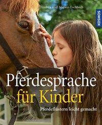Cover von Pferdesprache für Kinder