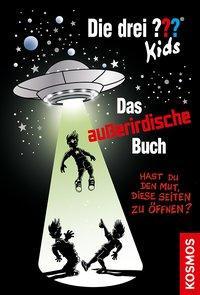 Cover von Die drei ??? Kids, Das außerirdische Buch