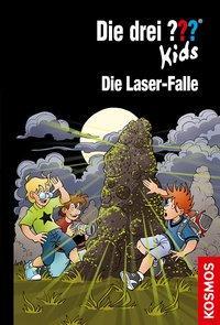Cover von Die drei ??? Kids, 72, Die Laser-Falle