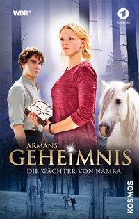 Cover von Armans Geheimnis - Die Wächter von Namra