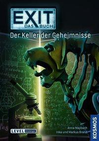 Cover von EXIT - Das Buch - Der Keller der Geheimnisse
