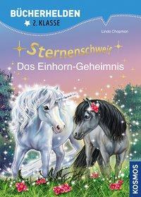 Cover von Sternenschweif, Bücherhelden, Das Einhorn-Geheimnis