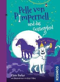 Cover von Pelle von Pimpernell, 3, und das Geisterpferd