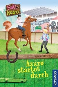 Cover von Kati und Azuro, 2, Azuro startet durch