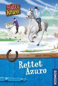 Cover von Kati und Azuro, 1, rettet Azuro