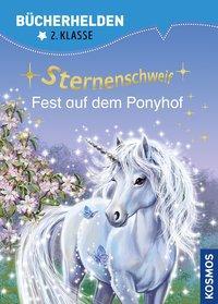 Cover von Sternenschweif, Bücherhelden, Fest auf dem Ponyhof