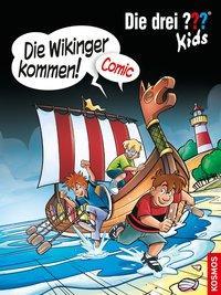 Cover von Die drei ??? Kids, Die Wikinger kommen!