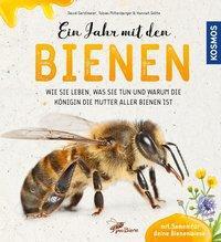 Cover von Ein Jahr mit den Bienen