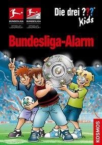 Cover von Die drei ??? Kids, Bundesliga-Alarm