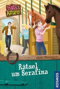 Cover von Kati und Azuro, 4, Rätsel um Serafina