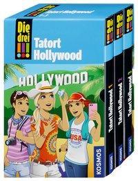 Cover von Die drei !!!, 75, Tatort Hollywood