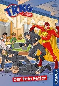 Cover von TKKG Junior, 4, Der Rote Retter