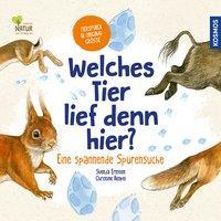 Cover von Welches Tier lief denn hier?