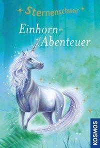 Cover von Sternenschweif,Doppelband, Einhornabenteuer