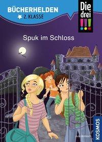 Cover von Die drei !!!, Bücherhelden 2. Klasse, Spuk im Schloss